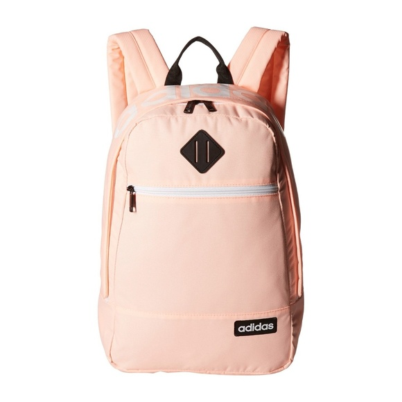 9a1c3b7e9f51 Adidas Court Lite Backpack in Coral. M 5be4c57c03087c4f7fdda964